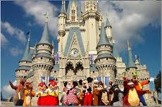 Disneyland Hotel Castle