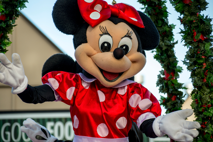 Disneyland Hotel Mini Mouse