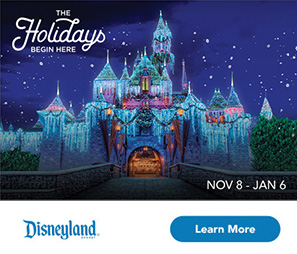 Disneyland Hotel Holidays